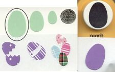 Large Egg Shape Paper Punch by Punch Bunch Quilling-Scrapbook-Cardmaking  NEW
