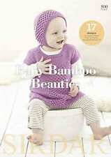 Sirdar Baby Bamboo Beauties Book 500