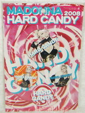 Madonna Hard Candy Taiwan Promo 4 Badges (Buttons Pins)