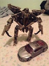 Transformers ROTF Starscream And Sideways Hasbro Action Figure