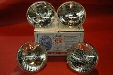 1960 67 T3 HEADLIGHT BULB SET CORVETTE BUICK OLDS PONTIAC CADILLAC CHEVY 4PC NEW
