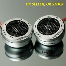 "1"" Car Audio Componente Silk Dome Tweeters Parlante Crossover Alto 20mm 200w"