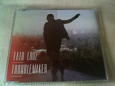 TAIO CRUZ - TROUBLEMAKER - 2011 PROMO CD SINGLE