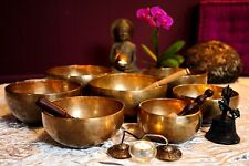 TIBETAN SINGING BOWLS CD FOR MEDITATION, RELAXATION, NEW AGE HOLISTIC HEALING