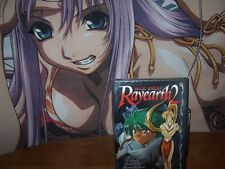 Magic Knight Rayearth - Rise - Vol 2 - Season 2 - BRAND NEW - Anime Works DVD