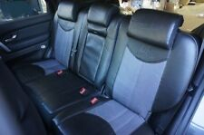 Tailor Made Leather Look Custom Seat Cover (Rear Only)