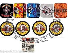 * 2016 * LOWER PRICE GUNS-N- ROSES CUSHIONED TARGET ARMOUR PINBALL SHEILDS