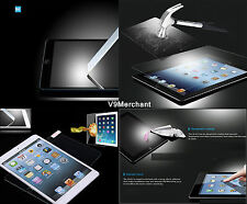 Genuine Premium Tempered Glass Screen Protector Apple iPad Air and ipad Air 2