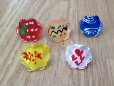 Girls Party Bag Filler - Acrylic Flower Rings - NEW!
