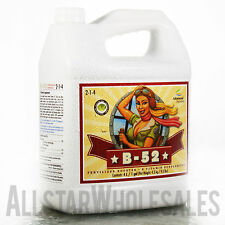 Advanced Nutrients B-52 Fertilizer 4L Booster 1 Gallon B52 Vitamin B, 4 Liter