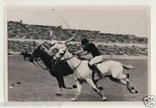 POLO ARGENTINE MEXICO Mēxihco ARGENTINA JEUX OLYMPIQUES 1936 OLYMPIC GAMES