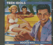 TIME LIFE CD ROCK N ROLL ERA TEEN IDOLS 1991 BOBBY VEE BILLY FURY ADAM FAITH