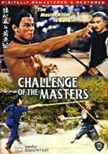 Challenge of the Masters  - NEW DVD