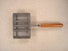 Lee Ingot Mold with Handle both 1 LB and 1/2 LB New In Box #90029