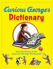 Curious George's Dictionary c2015, NEW Hardcover, We Combine Shipping