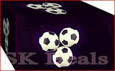 Brand New 3X Soft Foam Sponge Outdoor & Indoor Foot Ball White  Colours