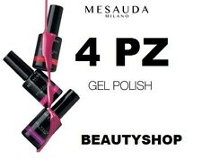 MESAUDA GEL POLISH Smalto Semipermanente 10 ml 4 pz