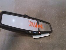10-11 CHEVY EQUINOX REAR VIEW REARVIEW MIRROR  OEM