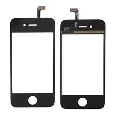 Calidad de Pantalla Táctil Cristal Digitalizador Repuesto Para Iphone 4s 4gs Negra + Herramientas