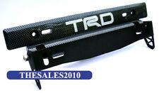 TRD SPORT RACING LICENSE PLATE FRAMES FRAME TAG HOLDER