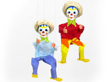 Marioneta - Marionette Puppet Wood Handpainted Traditional Toy Handmade New