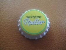 Inutilizzati TAPPI A CORONA Westheimer Radler