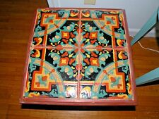 CALIFORNIA CATALINA ISLAND TILE TABLE D & M BEAUTIFUL TILES