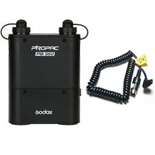 Godox PB960 Power Battery Pack 4500mAh + Power Cable For Canon 580EX 550EX Flash