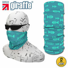 G419 Fishing Multifunctional Headwear Neckwarmer Snood Scarf Bandana Headband