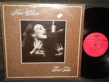 """Meri Wilson """"First Take"""" LP"""