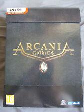 Gothic 4 - Arcania - Edición Coleccionista - Pc - Completo Excelente estado