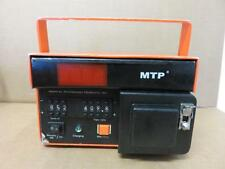 Medical Technology Products Transport Infusion IV Pump MTP 1001 (C)