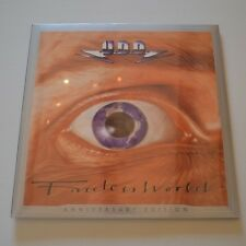 U.D.O - FACELESS WORLD - 2LPs LTD. EDITION WHITE COLOR VINYL