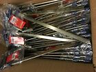 METAL F CLAMPS 50 X 300 MM 20 pc PACK IDEAL FOR BUILDING WORK *CHEAPEST*