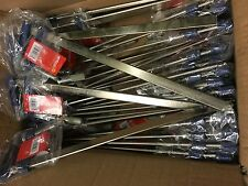 METAL F CLAMPS  50 X 300 MM  16 pc PACK  IDEAL FOR BUILDING WORK *CHEAPEST*