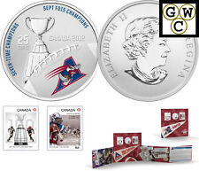2012 'Montreal Alouettes' CFL Colorized 25-Cent Coin and Stamp Set (13041)