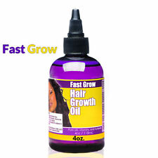 Fast Grow Hair Growth Oil for Black Women  Stop Shedding  Helps Dryness