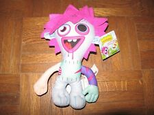 Plush Moshi Monster Zommer, with code and tags.
