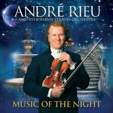 Johann Strauss Orchestra Netherlands, Rieu Andre - Music of the Night [New CD] U