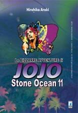 LE BIZZARRE AVVENTURE DI JOJO - STONE OCEAN 11 DI 11 - STAR COMICS NUOVO