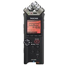 Tascam DR-22WL Portable 2-Channel Handheld Audio Recorder Wi-Fi File Transfer