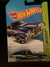 "2014 Hot Wheels ""72 Ford Gran Torino Sport"" HW Workshop Series #248/250"