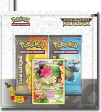 1 Duopack boosters Pokemon Generation Rouge & Bleue Shaymin neuf