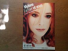 Mylene Farmer - et Vous N° 1  [ Magazin Mag ] Numero 1 // 2004