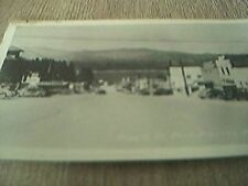 3 x 4.5 inches souvenir card r/p argyle st port alberni british columbia