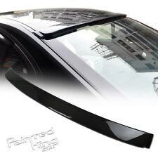 06-11 Carbon For BMW E90 3-Series A Type Window Roof Spoiler 323i M3