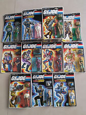 Hashbro G.I. JOE vintage action figure set
