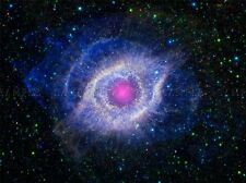 SPACE HELIX NEBULA STAR GAS COSMIC COOL LARGE POSTER ART PRINT BB3237A