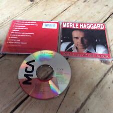 merle haggard-i think i'll just stay here and drink 1990 mca cd