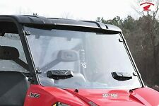 SEIZMIK VENTED WINDSHIELD POLYCARBONATE  POLARIS RANGER EV EXT 570 MID SIZE